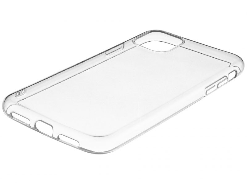 Clear Silicone iPhone 11 Case