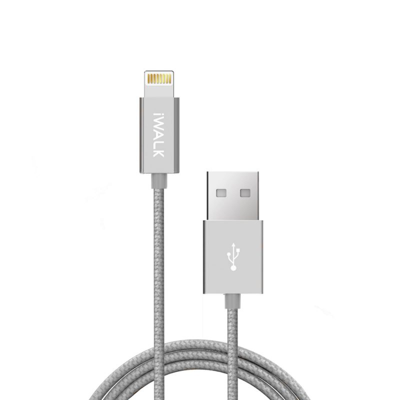 MFi certified sync & charge lightning to USB cable
