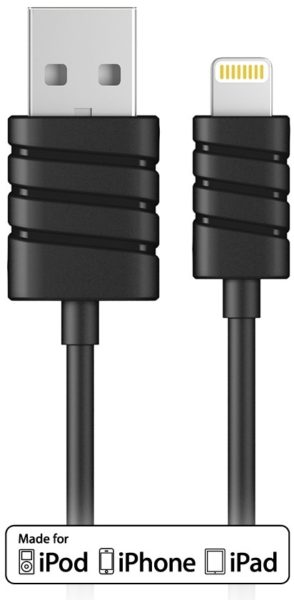 Micro USB to Lightning Charger Cable