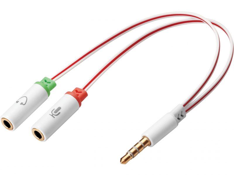Headset Splitter MinJack Audio