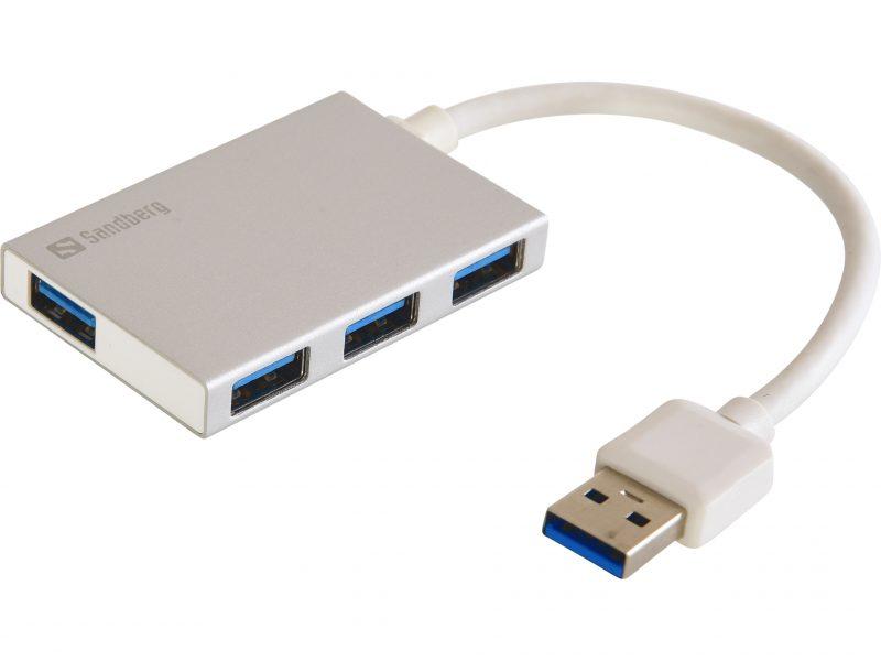 Mini USB 3.0 Hub 4 ports