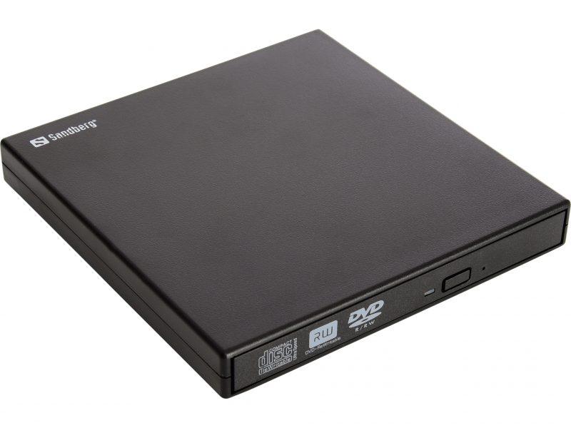Portable USB Mini DVD Burner