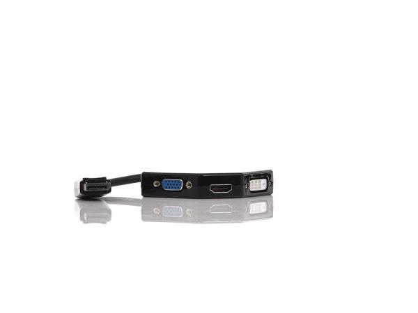 DisplayPort to HDMI, DVI, VGA