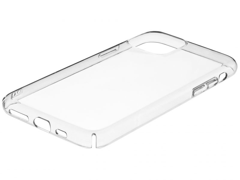 Hard Clear iPhone 11 Pro Case
