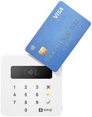 SumUp Air Bluetooth Card Reader Contactless