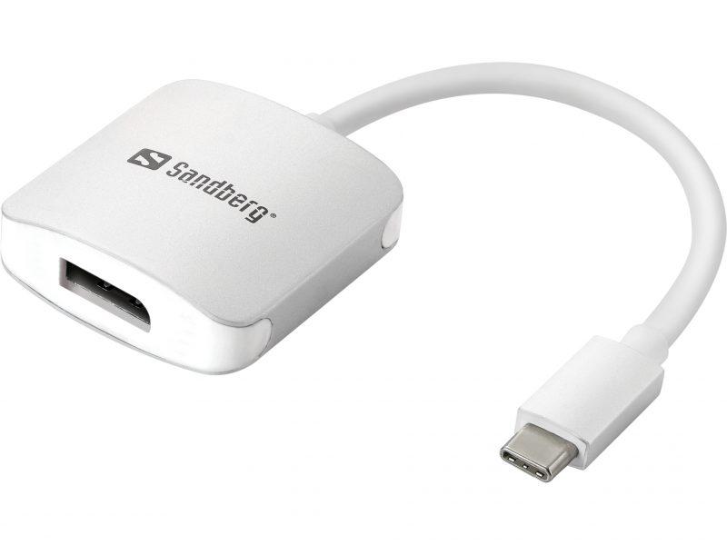 USB-C to DisplayPort Adapter