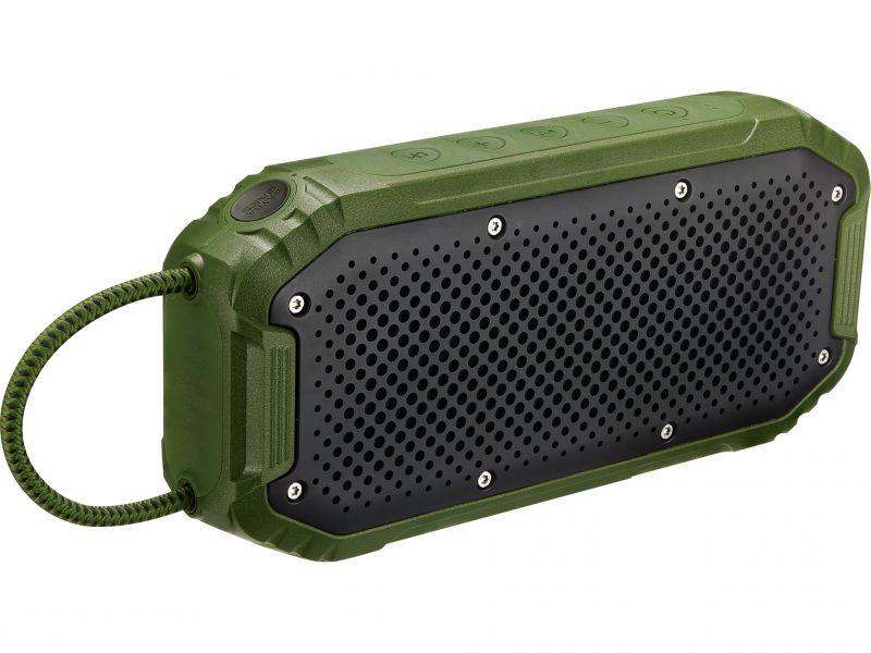 Waterproof Bluetooth Speaker and Powerbank