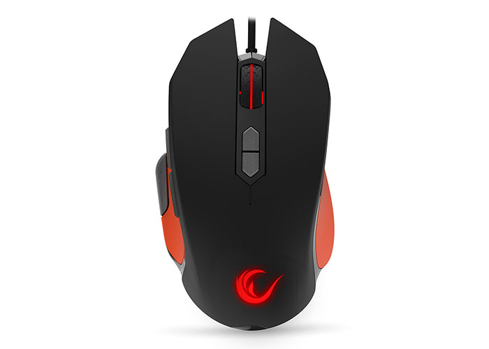 Everest Rampage STRIKE SMX-R14 Gaming RGB Mouse