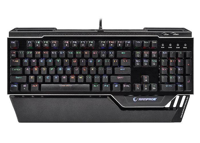 Rampage COMMANDER KB-RX92 Mechanical Gaming Keyboard